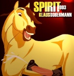 animal_genitalia cum equine erection feral horse horsecock klaus_doberman male mammal orgasm penis solo spirit:_stallion_of_the_cimarron spirit_(cimarron)  Rating: Explicit Score: 8 User: tnovak Date: April 27, 2012