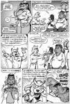 anthro big_breasts breasts canine clothing comic commentary digital_media_(artwork) dog elephant equine female group hair hippopotamus horse huge_breasts karno long_hair mad_scientist mammal nurse nurse_uniform two_ton_tina uniform what_has_science_done  Rating: Questionable Score: 4 User: Mcnair32 Date: October 09, 2015