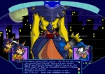 breasts butt carmelita_fox cleavage clothed clothing feline female grope mammal sly_cooper sly_cooper_(series)   Rating: Questionable  Score: 5  User: Rexic  Date: June 30, 2013