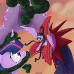 2014 absurd_res anal anal_penetration anus bound butt cutie_mark duo equine female feral forced friendship_is_magic fur hair hi_res horn horse mammal my_little_pony penetration pony purple_eyes purple_fur purple_hair pussy rape sex signature slime tatzlwurm tentacles twilight_sparkle_(mlp) vaginal vaginal_penetration vorarephilia winged_unicorn wings xanthor   Rating: Explicit  Score: 21  User: lemongrab  Date: January 27, 2014