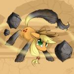 applejack_(mlp) blonde_hair cowboy_hat cutie_mark earth_power equine female feral friendship_is_magic green_eyes hair hat horse looking_at_viewer mammal my_little_pony pony solo standing starlight_spark   Rating: Safe  Score: 10  User: darknessRising  Date: January 20, 2014