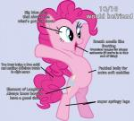 2016 blue_eyes cutie_mark earth_pony english_text equine female feral friendship_is_magic fur hair horse mammal model_sheet my_little_pony pink_hair pinkie_pie_(mlp) pony smile solo text  Rating: Safe Score: 10 User: QuetzalcoatlColorado Date: April 24, 2016
