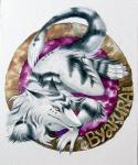 2012 byakurai_tora fur looking_at_viewer male mammal neko-art nude sergal solo white_fur yellow_eyesRating: SafeScore: 11User: UselessUplodeDate: August 22, 2015