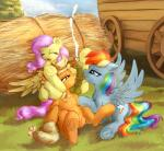 anus applejack_(mlp) cum cumshot dickgirl dickgirl/female earth_pony equine female feral feral_on_feral fluttershy_(mlp) friendship_is_magic group group_sex hi_res horse intersex intersex/female licking mammal my_little_pony open_mouth oral orgasm pegasus penis_lick pony pussy rainbow_dash_(mlp) sapsan sex teats threesome tongue tongue_out underhoof wings  Rating: Explicit Score: 23 User: pticepoezd Date: March 18, 2016