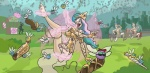 barefoot chainsaw feathers female friendship_is_magic human humanized male mammal my_little_pony not_furry parasprite_(mlp) princess princess_celestia_(mlp) royal_guard_(mlp) royalty tickling tools   Rating: Questionable  Score: 3  User: conkerfan  Date: July 02, 2012