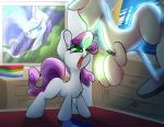 2015 equine female friendship_is_magic glowing green_eyes horn levitation madacon magic mammal mannequin my_little_pony rarity_(mlp) solo sweetie_belle_(mlp) unicorn  Rating: Safe Score: 1 User: 2DUK Date: October 08, 2015