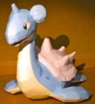 "ambiguous_gender blue_body feral fin jewzeepapercraft lapras nintendo papercraft pokémon real shell solo video_games  Rating: Safe Score: 0 User: Test-Subject_217601 Date: January 28, 2012"""