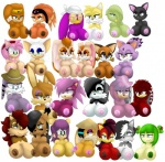 amy_rose blaze_the_cat breasts bunnie cosmo cream_the_rabbit ebony female fiona hair hershey julie-su kingshadow lien-da long_hair lupe marine_the_raccoon mina nic nicole nipples rouge_the_bat sally sega shade_the_echidna sonia sonic_(series) sonic_riders tikal_the_echidna vanilla wave_the_swallow   Rating: Explicit  Score: 4  User: Frostking23  Date: May 01, 2013