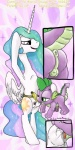 banana cub dildo domination female female_domination friendship_is_magic fruit green_eyes male my_little_pony pegging princess_celestia_(mlp) purple_eyes sex_toy smudge_proof spike_(mlp) straight strapon young   Rating: Explicit  Score: -3  User: Smudge_Proof  Date: April 20, 2014