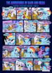 2014 avian blue_hair comic cutie_mark dialogue duo english_text equine female feral firefly_(mlp) friendship_is_magic gilda_(mlp) gryphon hair mall mammal multicolored_hair my_little_pony pegasus purple_eyes rainbow_dash_(mlp) rainbow_hair scarf sorcerushorserus text wings yellow_eyes   Rating: Safe  Score: 4  User: 2DUK  Date: July 11, 2014