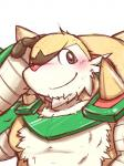 ambiguous_gender blush brown_eyes chesnaught cute fluffy fur male mammal nintendo one_eye_closed pokémon rasuku@07_(artist) red_nose rodent simple_background smile solo tuft video_games white_backgroundRating: SafeScore: 15User: alexander92Date: April 01, 2014