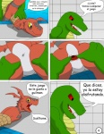 anal anus comic crocodile digimon dragon forced gay guilmon male penis pool rape reptile scalie water   Rating: Explicit  Score: 7  User: xtx842  Date: August 04, 2013
