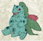 anus belly clitoris darkened_genitals female feral flat_colors heat_(disambiguation) horny ivysaur looking_at_viewer nintendo pokémon presenting pussy python13rp slightly_chubby solo spread_legs spreading tongue video_games  Rating: Explicit Score: 7 User: python13rp Date: February 15, 2016