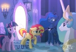 2014 blonde_hair blue_eyes bluse cutie_mark equestria_girls equine female friendship_is_magic group hair horn inside mammal mirror my_little_pony portal princess_celestia_(mlp) princess_luna_(mlp) purple_eyes purple_hair red_hair sunset_shimmer_(eg) twilight_sparkle_(mlp) two_tone_hair unicorn winged_unicorn wings   Rating: Safe  Score: 16  User: 2DUK  Date: January 12, 2015