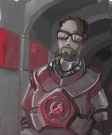 beard bloodrizer eyewear facial_hair glasses gordon_freeman half-life hammer_and_sickle hev_suit human male mammal not_furry russian russian_text solo soviet_union text video_games  Rating: Safe Score: 16 User: Kholchev Date: July 04, 2012