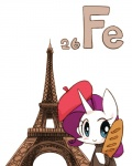 2015 baguette beatnik beret blue_eyes clothing eiffel_tower equine female friendship_is_magic hat horn iron joycall3 mammal my_little_pony rarity_(mlp) solo tower turtleneck_sweater unicorn  Rating: Safe Score: 5 User: 2DUK Date: June 10, 2015""