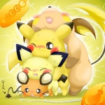 anal anal_penetration blush dedenne dildo electricity eyes_closed feral foursome fur group group_sex looking_back male male/male mammal nintendo open_mouth penetration pichu pikachu pokémon raichu rodent sex sex_toy straining suvaru sweat tears vibrator video_games wire yellow_fur