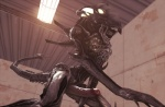 3d alien alien_(franchise) big_penis erection lighting male nude open_mouth penis solo xenomorph   Rating: Explicit  Score: 3  User: firefox92  Date: March 07, 2014
