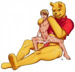 anal anal_penetration anthro anthrofied aogami balls bear christopher_robin cum cum_in_ass cum_inside disney duo human human_on_anthro humanoid_penis interspecies male male/male mammal muscular penetration penis pooh_bear shota size_difference where_is_your_god_now winnie_the_pooh_(franchise) young  Rating: Explicit Score: 4 User: Pokelova Date: October 28, 2015