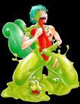 goo kneeling male nintendo pokémon rubber slime solo symbiote transformation treecko video_games yellow_eyes  Rating: Safe Score: 2 User: tartcore Date: September 24, 2015