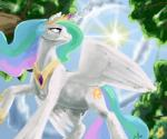 2015 digital_media_(artwork) equine female feral friendship_is_magic horn mammal my_little_pony outside princess_celestia_(mlp) silfoe smile solo winged_unicorn wings   Rating: Safe  Score: 11  User: Robinebra  Date: February 05, 2015