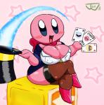 ? avian big_breasts bird blush breasts cards cleavage clothed clothing crossgender female king_dedede kirby kirby_(series) looking_at_viewer male meta_knight nintendo nipple_bulge not_furry penguin thewill thick_thighs video_games  Rating: Questionable Score: 6 User: Nuji Date: April 11, 2016