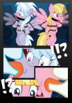 !!? 2014 ?! ball_gag bdsm blonde_hair blue_eyes blue_hair bondage bound cloud_chaser_(mlp) cutie_mark duo_focus equine female flowershine_(mlp) friendship_is_magic gag group hair licking mammal my_little_pony navel pegasus purple_eyes radiantrealm shadow tongue tongue_out white_hair wings   Rating: Safe  Score: 1  User: 2DUK  Date: January 31, 2015