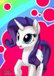 "2015 equine female feral friendship_is_magic horn mammal my_little_pony mysticalpha rarity_(mlp) solo unicorn  Rating: Safe Score: 6 User: Robinebra Date: June 30, 2015"""