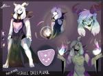 2016 4_toes <3 angry anthro asriel_dreemurr_(god_form) blush boss_monster caprine claws clothed clothing delta_rune digital_drawing_(artwork) digital_media_(artwork) fangs fire fur girly goat hi_res horn jewelry kittenpawprints locket long_ears magic makeup male mammal markings model_sheet necklace rainbow scowl simple_background solo thick_thighs toe_claws toes undertale video_games white_fur wide_hipsRating: SafeScore: 19User: meowmcmeowDate: February 11, 2018