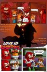 anthro canine comic duo echidna fox hi_res kissing knuckles_the_echidna male male/male mammal miles_prower monotreme muscular nearphotison penis sonic_(series) sweat  Rating: Explicit Score: 7 User: Ashram Date: April 19, 2016