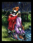 ainessa's_martyrs anthro canine carrying duo escape female forest fox fox_keegan male mammal mud nature outside river sky tracy_j_butler tree water wood   Rating: Safe  Score: 1  User: The Dog In Your Guitar  Date: March 01, 2007
