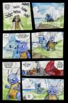 brown_hair bulbasaur comic female gary_oak grass hair human magnemite male nidorina nintendo open_mouth pokéball pokémon qlock sandshrew squirtle text video_games wartortle webcomic   Rating: Safe  Score: 2  User: UNBERIEVABRE!  Date: January 22, 2014