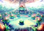 ambiguous_gender bulbasaur grass ivysaur nintendo pokémon sa-dui size_difference tree venusaur video_games   Rating: Safe  Score: 5  User: slyroon  Date: December 02, 2014
