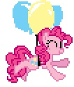 alpha_channel animated balloons cutie_mark desktop_ponies equine female feral friendship_is_magic fur horse my_little_pony pink_fur pinkie_pie_(mlp) plain_background pony solo sprite transparent_background unknown_artist   Rating: Safe  Score: 2  User: Ohnine  Date: July 12, 2011
