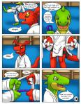 anthro comic digimon dragon guilmon karate reptile scalie text  Rating: Questionable Score: -3 User: PLM_259_KRZ_29 Date: November 22, 2015