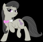 black_hair cutie_mark earth_pony equine female feral friendship_is_magic hair horse kooner-cz_(artist) mammal my_little_pony octavia_(mlp) pony simple_background smile solo  Rating: Safe Score: 7 User: QuetzalcoatlColorado Date: May 02, 2016