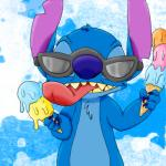 2013 4_fingers abstract_background alien blue_claws blue_fur blue_nose chest_tuft claws dessert digital_drawing_(artwork) digital_media_(artwork) disney experiment_(species) eyewear food fur harara head_tuft holding_food holding_object ice_cream ice_cream_cone licking lilo_and_stitch notched_ear open_mouth open_smile smile solo stitch sunglasses tongue tongue_out tuftRating: SafeScore: 1User: BooruHitomiDate: January 22, 2018