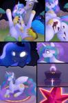 anus comic discord_(mlp) draconequus equine feathered_wings feathers female feral friendship_is_magic group horn jerinov kissing licking male male/female mammal mind_control my_little_pony penetration penis princess_celestia_(mlp) princess_luna_(mlp) pussy sex tongue tongue_out vaginal vaginal_penetration winged_unicorn wings  Rating: Explicit Score: 12 User: parasprite Date: June 13, 2015""