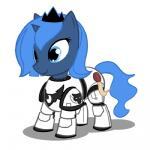 armor atticus83 clothed clothing cute equine female feral friendship_is_magic horn mammal my_little_pony princess princess_luna_(mlp) royalty solo tiara winged_unicorn wings  Rating: Safe Score: 10 User: Sods Date: June 22, 2014