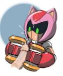 2015 amy_rose anthro archie_comics cum erection female hammer handjob hedgehog mammal penis saltcore sonic_(series) tools vein video_games   Rating: Explicit  Score: 0  User: metalslayer777  Date: May 22, 2015