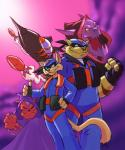 anthro cat chance_furlong clothing feline gideon group jake_clawson male mammal missile swat_kats   Rating: Safe  Score: 8  User: Rykela  Date: May 28, 2014