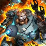 1:1 blizzard_entertainment bomb buckteeth cricetid detailed_background ear_tuft explosion explosives full-length_portrait fur gun hammond_(overwatch) hamster machine male mammal multicolored_fur overwatch portrait quirkilicious ranged_weapon robot rodent tan_fur teeth tuft two_tone_fur video_games weapon white_furRating: SafeScore: 15User: laranjaDate: May 05, 2019