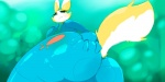 abstract_background anthro big_butt blue_eyes breasts bun_snn butt butt_grab canine crossgender female fox fox_mccloud hand_on_butt huge_butt mammal metroid nintendo skinsuit solo star_fox video_games zero_suit zero_suit_fox   Rating: Questionable  Score: 17  User: ROTHY  Date: September 24, 2014