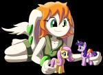 2015 alpha_channel anthro bracelet canine clothed clothing dog female fluttershy_(mlp) freedom_planet friendship_is_magic fur goshaag green_eyes hair jewelry mammal milla_basset my_little_pony orange_hair simple_background smile solo toy transparent_background twilight_sparkle_(mlp) video_games white_fur  Rating: Safe Score: 6 User: Googlipod Date: February 05, 2016