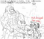 balls big_muscles dan_sidney duo hyper hyper_muscles knuckles_the_echidna male monochrome muscular muscular_male penis shadow_the_hedgehog shower soap sonic_(series) vein veiny_penis  Rating: Explicit Score: -1 User: Untamed Date: August 30, 2015