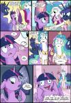 ... 2014 blue_hair comic crown cutie_mark dialogue english_text equine female friendship_is_magic gold_(metal) group hair horn mammal moon multicolored_hair my_little_pony necklace princess_cadance_(mlp) princess_celestia_(mlp) princess_luna_(mlp) purple_hair shrug sophiecabra stained_glass text twilight_sparkle_(mlp) window winged_unicorn wings  Rating: Safe Score: 13 User: 2DUK Date: May 10, 2014