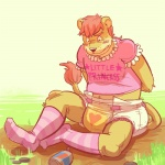 alcohol anthro beer beverage blush clothing crossdressing diaper feline food hair infantilism legwear lion male mammal mwako peeing pink_clothing pink_hair sharkypaddedbottom sissy socks solo urine watersports wet wetting  Rating: Questionable Score: 5 User: REDandBLACK Date: September 20, 2012