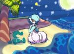 alternate_color blue_hair blush crossover duo female game_and_watch gardevoir hair humanoid kirby kirby_(series) kirbysuperstardude male moon mr._game_and_watch night nintendo palm_tree pink_eyes pokémon sea shiny_pokémon sitting star super_smash_bros tree video_games water  Rating: Safe Score: 2 User: ROTHY Date: July 18, 2015