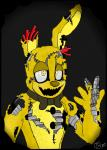 2015 ambiguous_gender animatronic damaged emmonsta five_nights_at_freddy's five_nights_at_freddy's_3 hi_res lagomorph machine mammal rabbit robot solo springtrap_(fnaf) video_games wires yellow_body yellow_eyes  Rating: Safe Score: 7 User: Vallizo Date: February 20, 2015