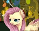 abovespace angry equine female fluttershy_(mlp) friendship_is_magic fur hair mammal my_little_pony pegasus pink_hair wings yellow_fur   Rating: Safe  Score: 5  User: Lunaz  Date: April 11, 2014
